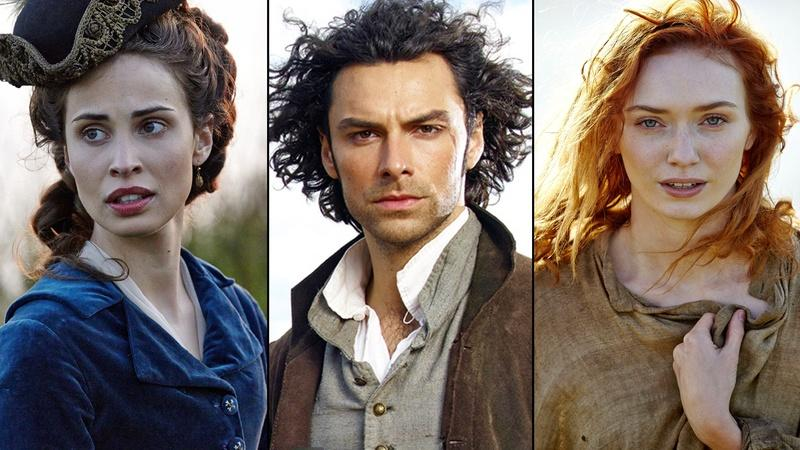 Get an Exclusive First Look at the Characters of Poldark