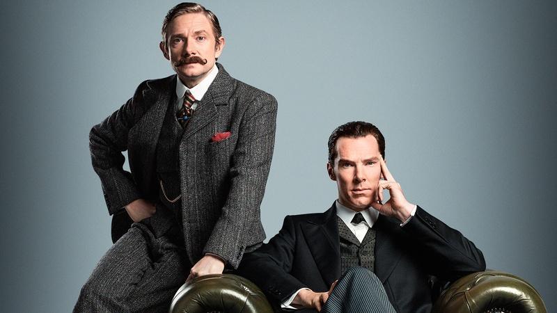 Explore the World of Sherlock