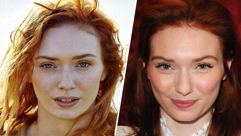 See the Stars of Poldark On and Off-Screen!