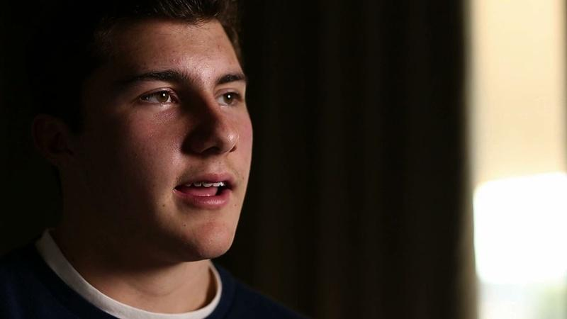 Athlete Interview: Brody Roybal on Sled Hockey