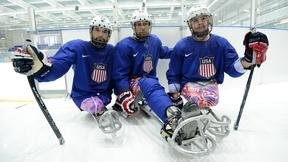 Image of Ice Warriors: Wounded Warriors