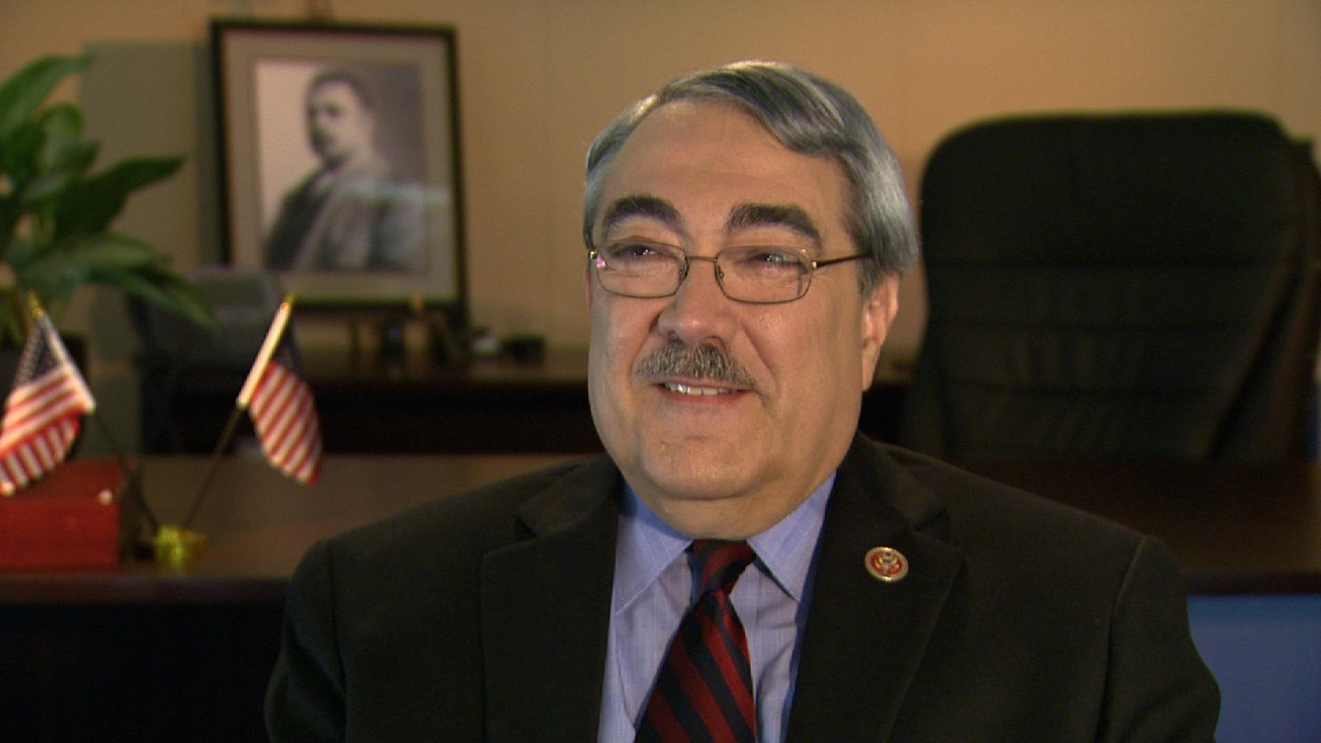 Rep. G. K. Butterfield