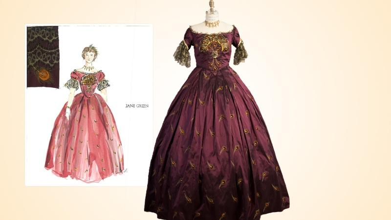 Costumes and Sketches