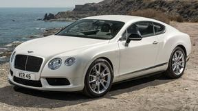 Image of 2014 Bentley Continental GT V8 S & 2014 BMW 2 Series