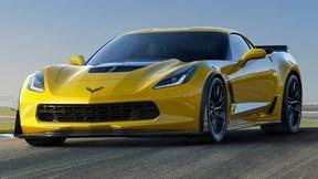 Image of 2015 Chevrolet Corvette Z06 & 2015 Nissan Murano
