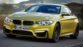 Image of 2015 BMW M4 & 2015 Ford F-150