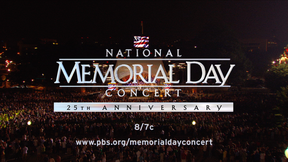 Image of 2014 National Memorial Day Concert Special Features