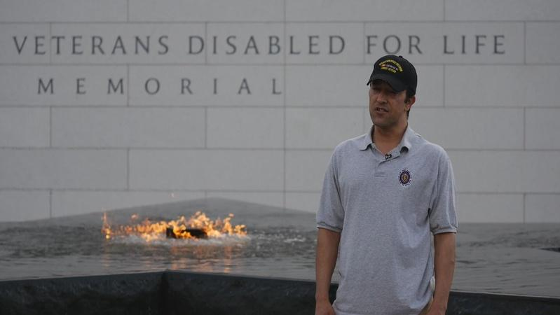 Honoring Disabled American Veterans