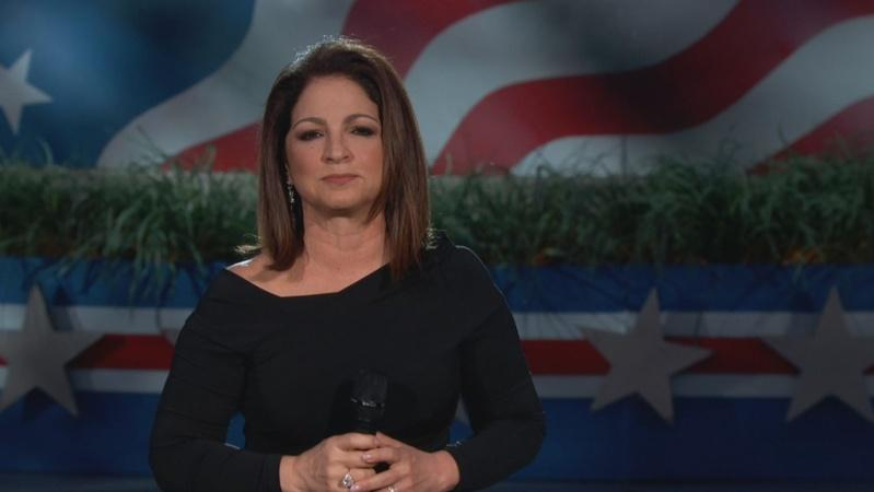 Gloria Estefan's Memorial Day Dedication