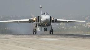 Image of News Wrap: Russian pilot denies violating Turkish airspace