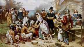 Image of Were pilgrims America's original economic migrants?