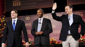 Image of GOP 2016 candidates face critical moment as field tightens