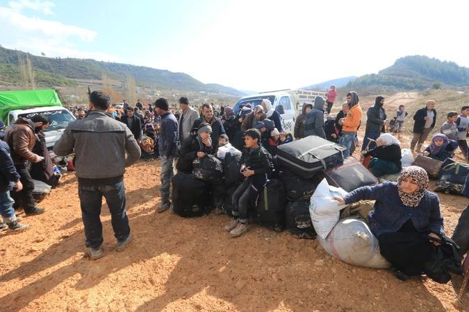 Turkey Pressured to Open Border