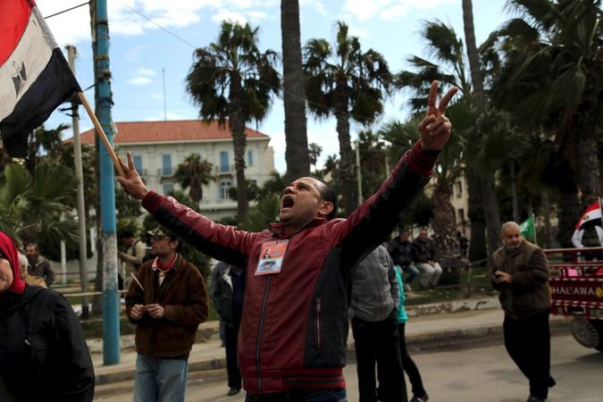 Egypt's Opposition Forcibly Muted 5 Years Since Revolution