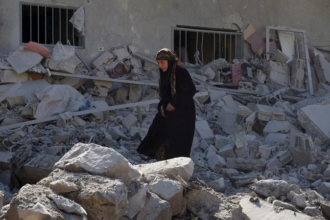 Russian strikes continue despite Syrian cease-fire agreement