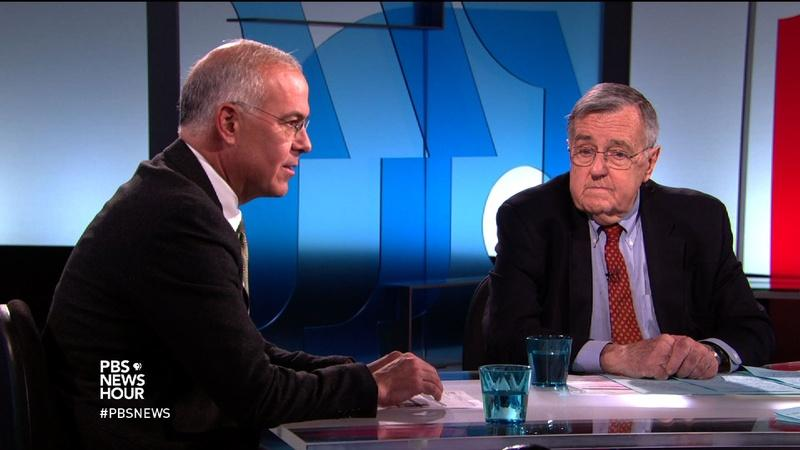Shields and Brooks on Democratic debate strategy