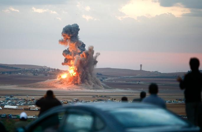 Are airstrikes successfully weakening ISIS?
