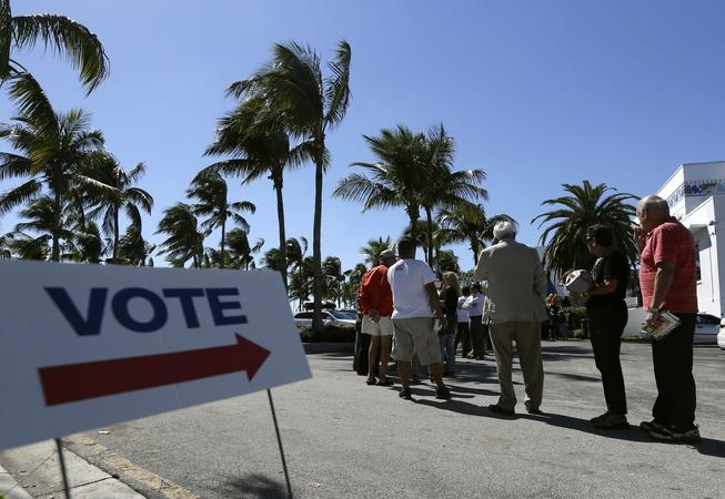Shifting Latino vote in Florida could influence election