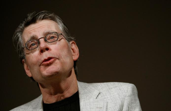 Stephen King wants to reach out and grab you