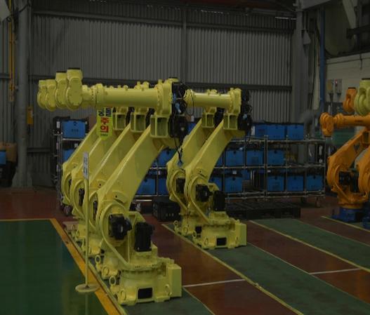 Will South Korea's robot revolution hurt American jobs?