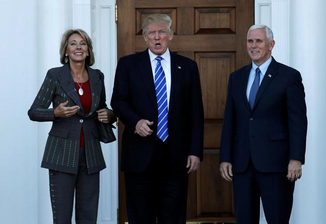 With DeVos, school choice is likely Trump education priority