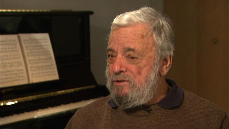 Broadway Composer, Lyricist Stephen Sondheim