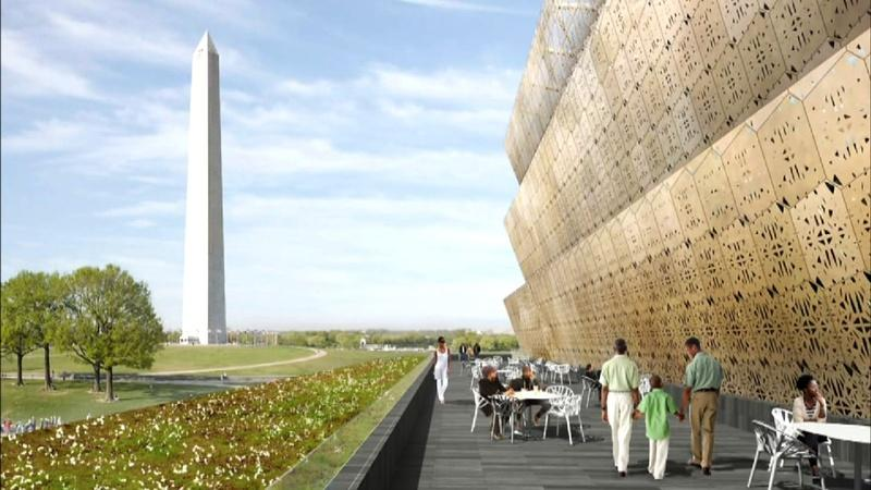 Smithsonian to Showcase African-American History