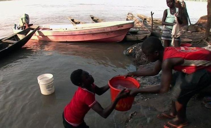What's Causing Water Shortages in Ghana, Nigeria?