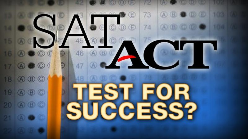 Challenging the value of high SAT scores
