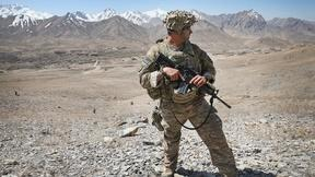 Image of Iraq and Afghanistan veterans express pain and pride of war