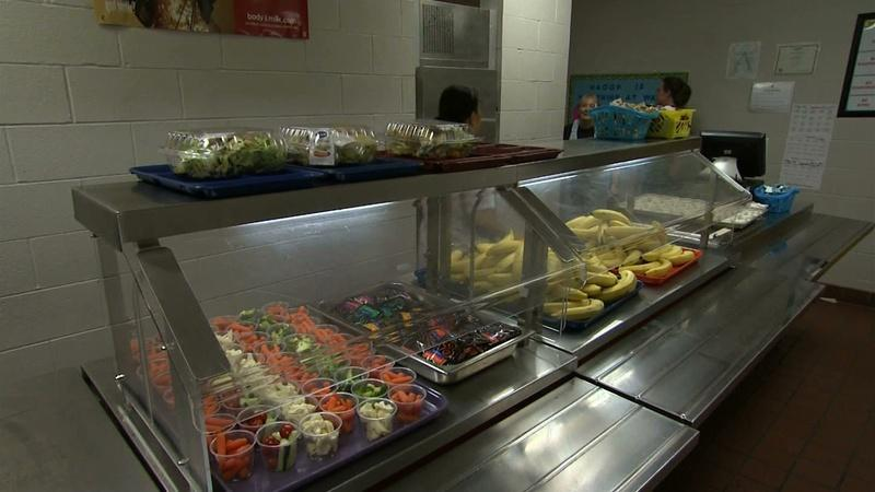 Political fight simmers over school lunch menu changes
