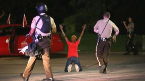 Image of Is Ferguson a bellwether for racial tensions nationwide?
