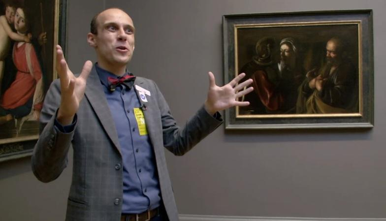 To woo millennials, museum group taps into digital age