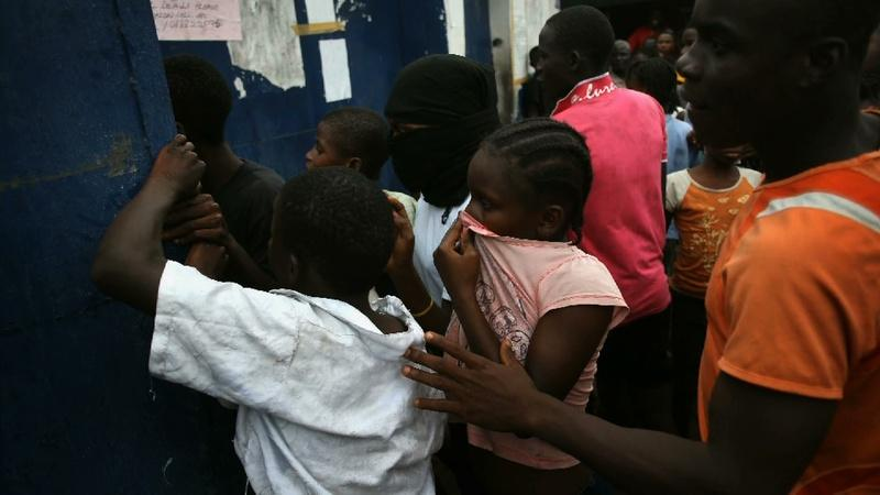 Large, new Ebola medical center opens in Liberia