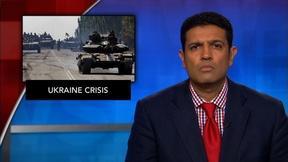 Image of News Wrap: Separatists in Ukraine seize port town Novoazovsk