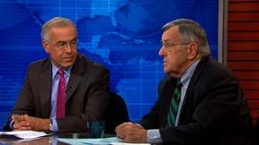 Image of Shields and Brooks on Islamic State as 'cancer'