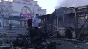 Image of Ukraine military facing 'overwhelming odds'
