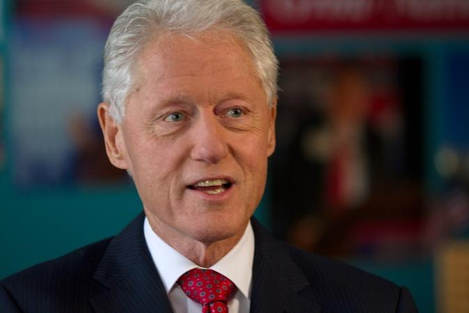 Bill Clinton celebrates 20 years of AmeriCorps