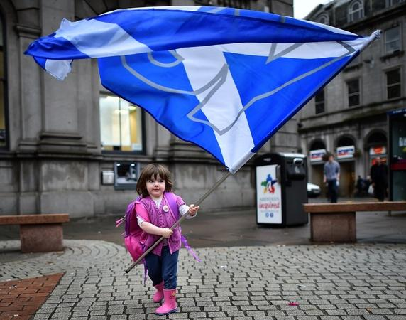 Scotland weighs independence