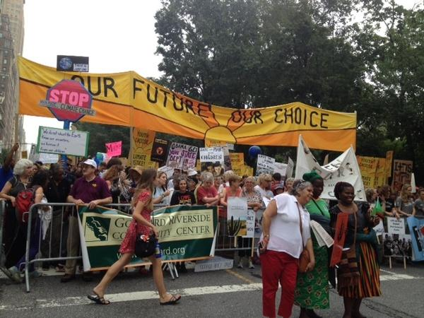 People's Climate March Turnout Shows People Want Action