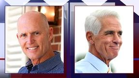 Image of Political flip-flops in the Sunshine State's gov. race
