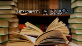 Image of Authors take aim at Amazon over fight with publisher