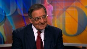 Image of Leon Panetta on leadership and 'Worthy' fights