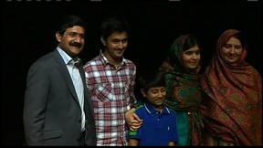 Image of Looking back at peace-promoting work of Yousafzai, Satyarthi