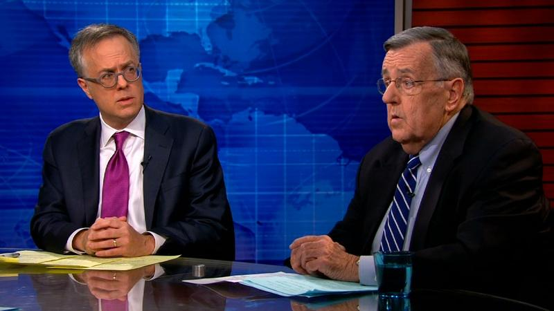 Shields and Gerson on Ebola as election issue