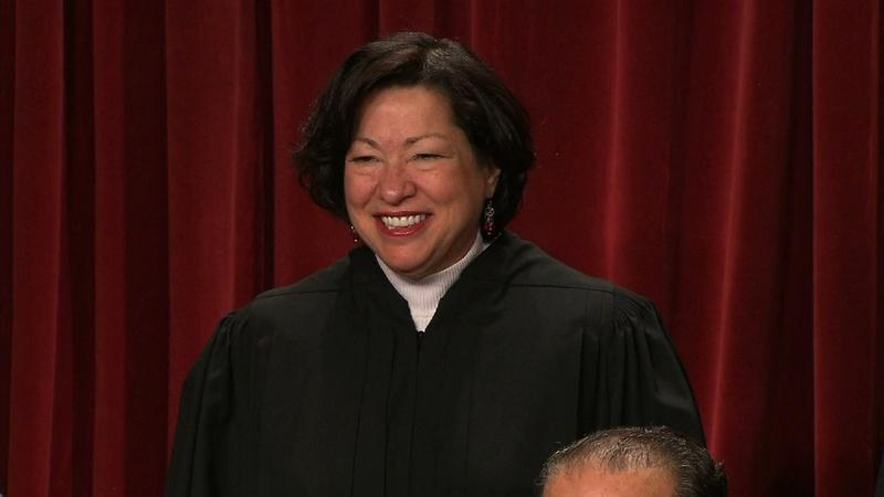 How Sotomayor influences the Court behind the scenes