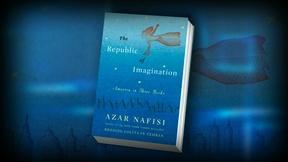 Image of Azar Nafisi views American society through its literature