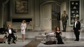 Image of A play that pokes fun at pain and pleasure of theater life