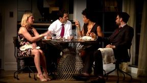 Image of 'Disgraced' interrogates definitions of identity and Islam