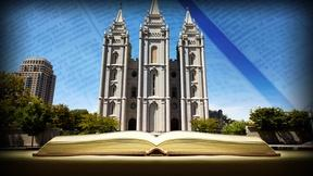 Image of Mormon Church grapples with origins and polygamy